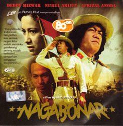 the poster nagabonar